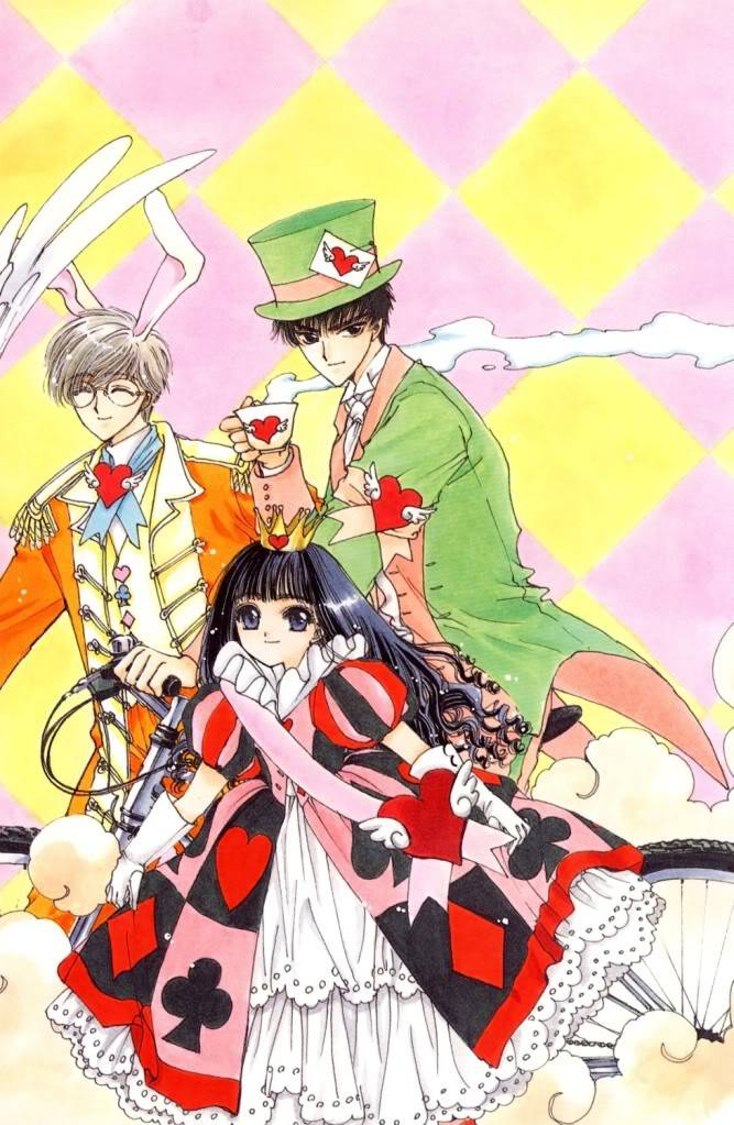 [Non-DC][Artbook] Card Captor Sakura Illustrations Collection 1 013