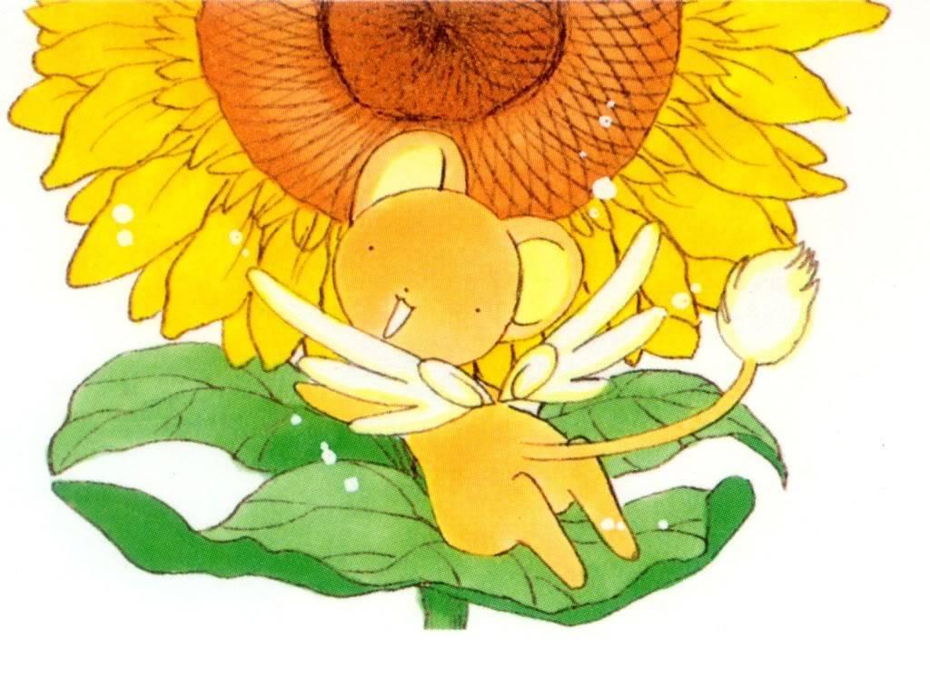 [Non-DC][Artbook] Card Captor Sakura Illustrations Collection 1 018