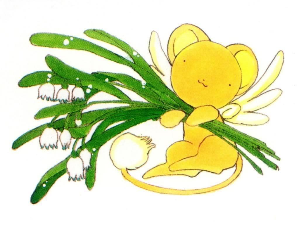 [Non-DC][Artbook] Card Captor Sakura Illustrations Collection 1 019