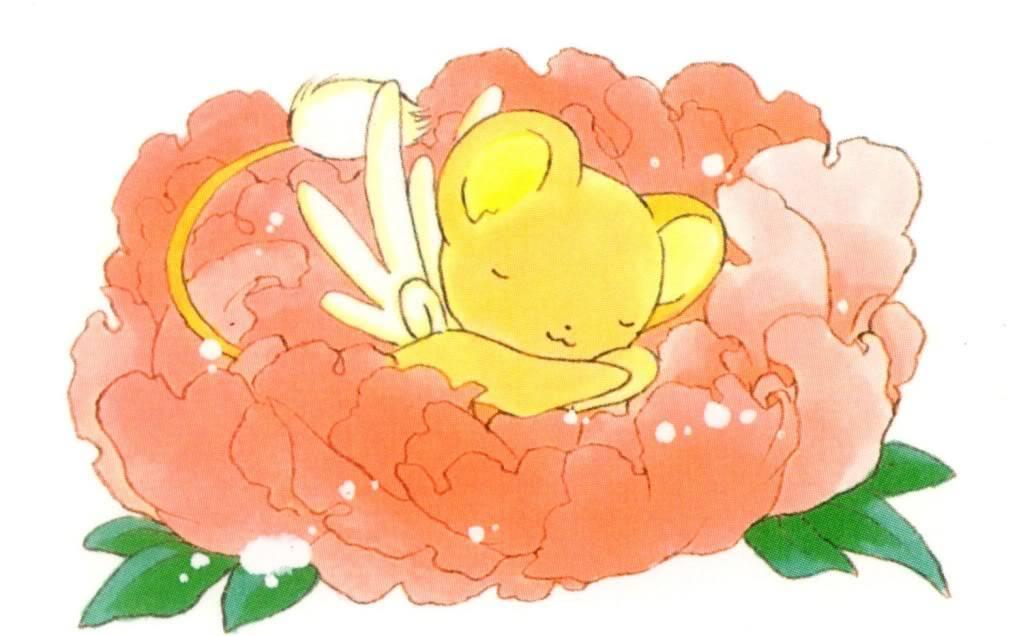 [Non-DC][Artbook] Card Captor Sakura Illustrations Collection 1 020