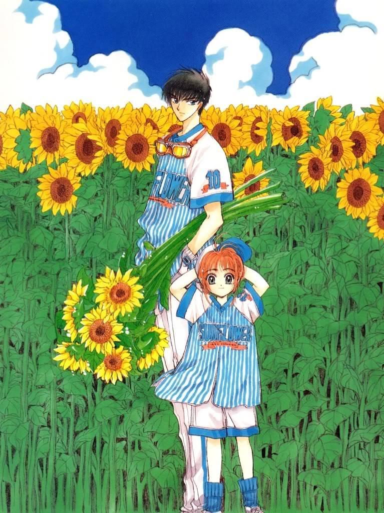 [Non-DC][Artbook] Card Captor Sakura Illustrations Collection 1 027