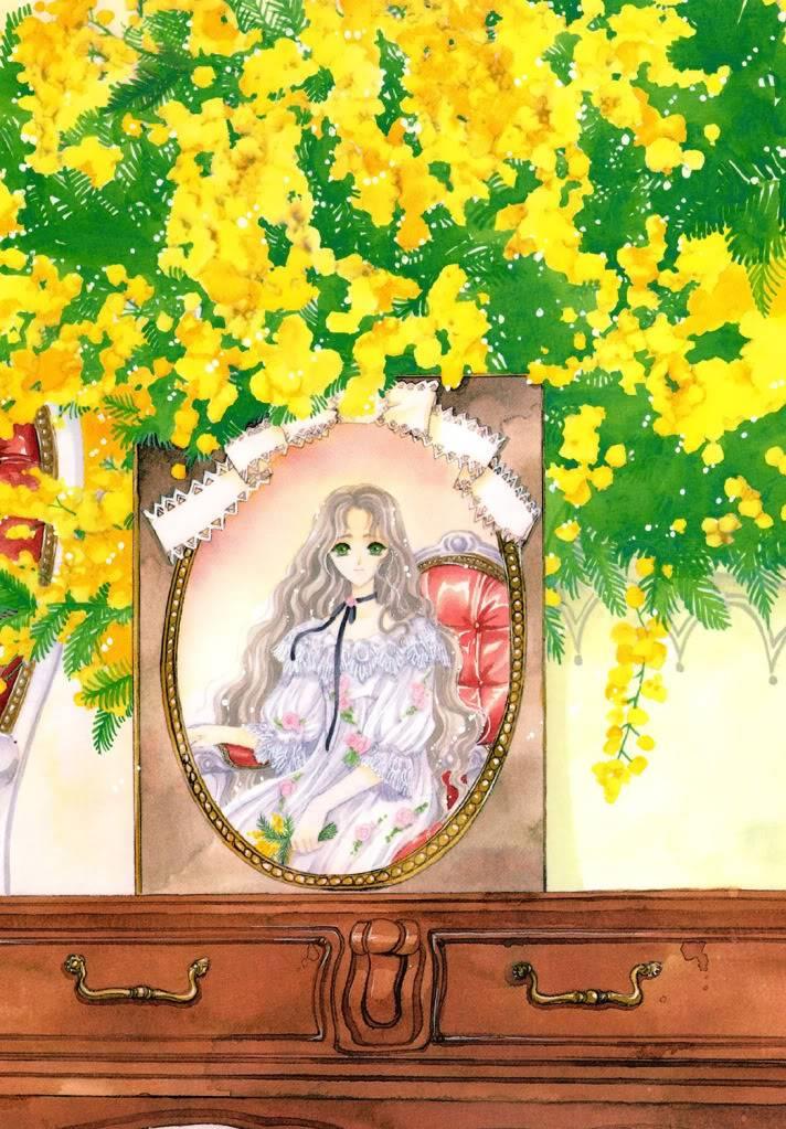 [Non-DC][Artbook] Card Captor Sakura Illustrations Collection 1 040