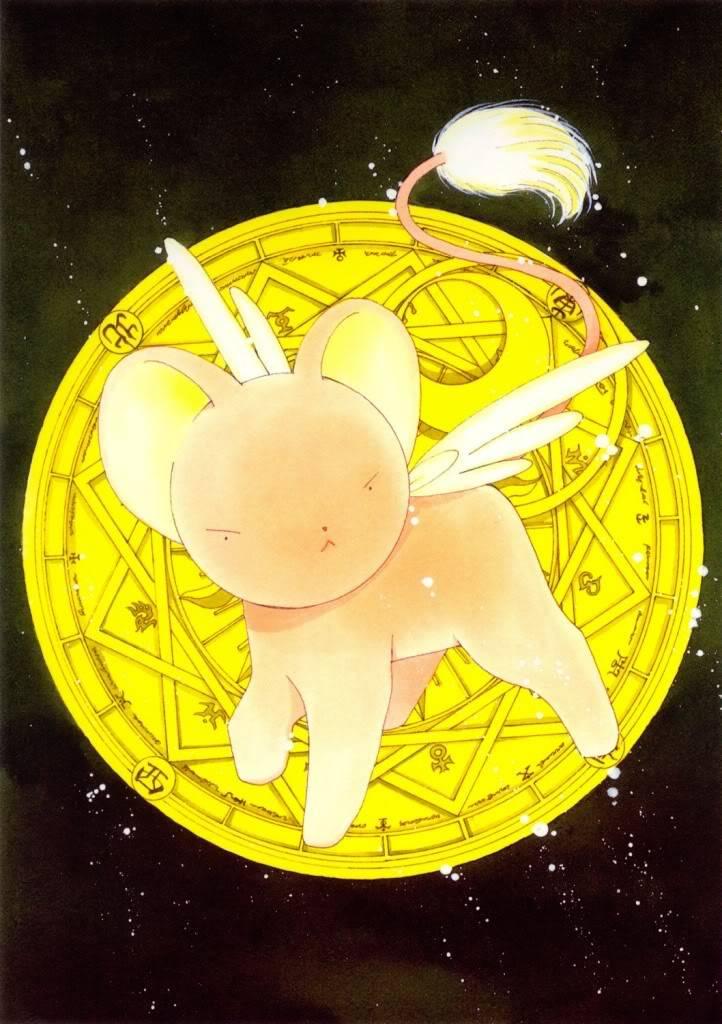 [Non-DC][Artbook] Card Captor Sakura Illustrations Collection 1 042