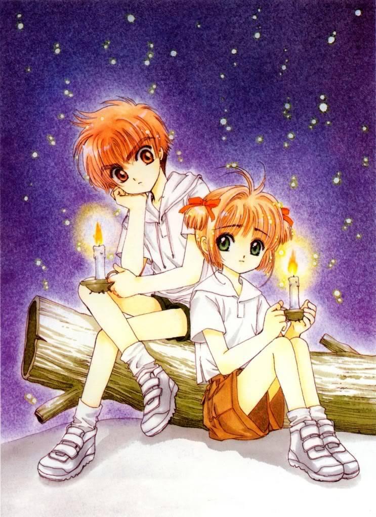 [Non-DC][Artbook] Card Captor Sakura Illustrations Collection 1 047