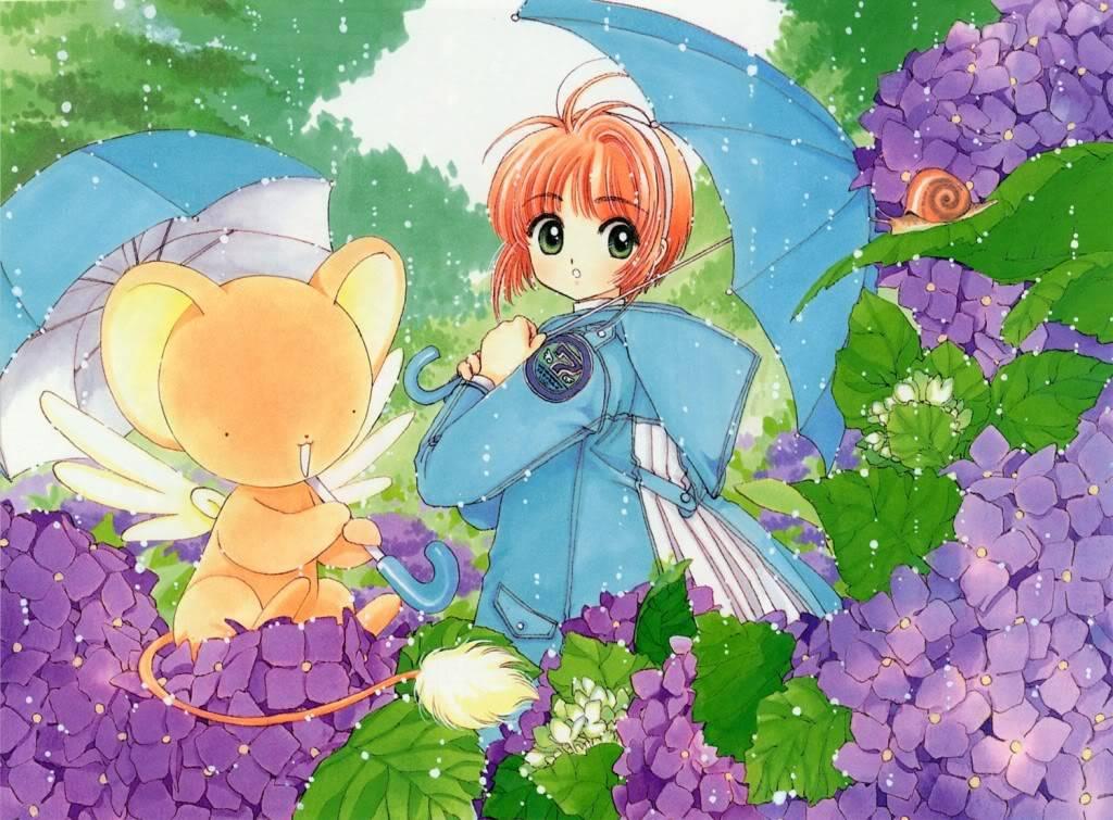 [Non-DC][Artbook] Card Captor Sakura Illustrations Collection 1 051