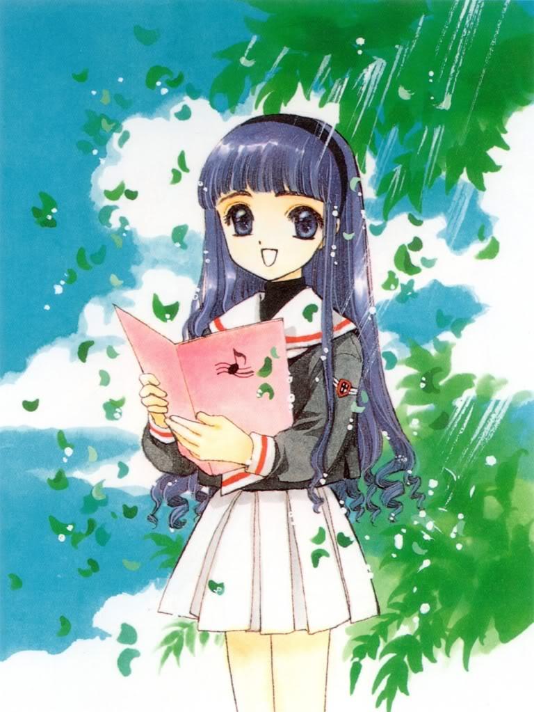 [Non-DC][Artbook] Card Captor Sakura Illustrations Collection 1 054