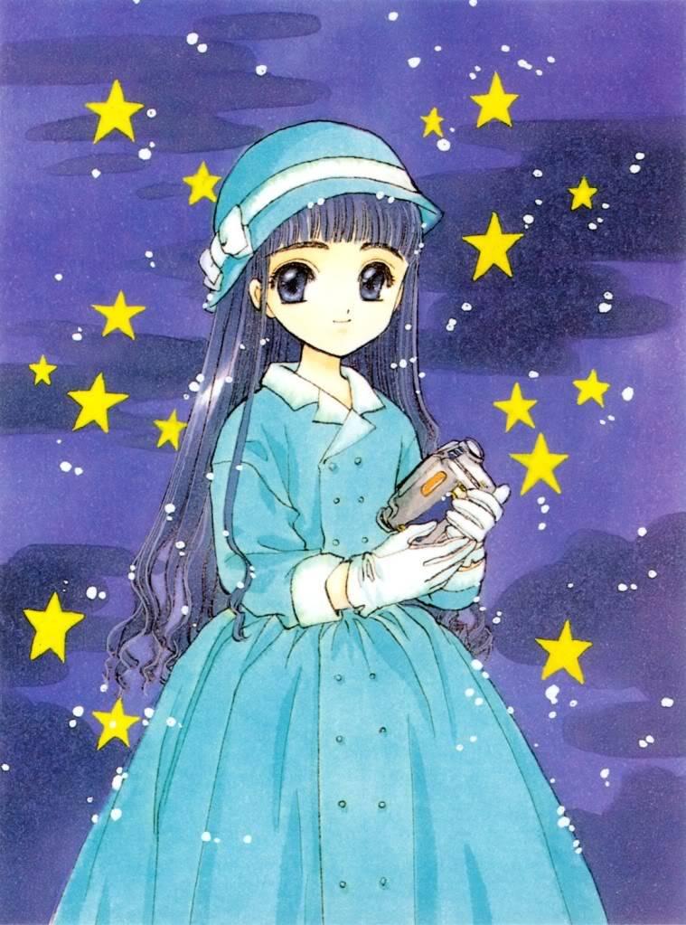 [Non-DC][Artbook] Card Captor Sakura Illustrations Collection 1 055