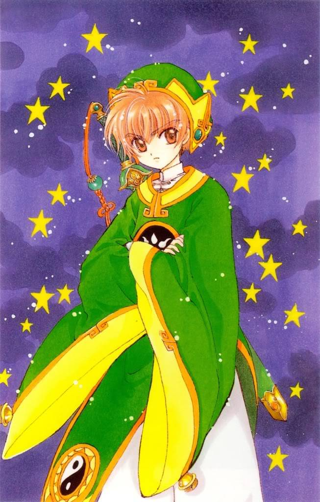 [Non-DC][Artbook] Card Captor Sakura Illustrations Collection 1 057