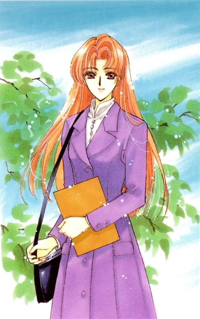 [Non-DC][Artbook] Card Captor Sakura Illustrations Collection 1 060