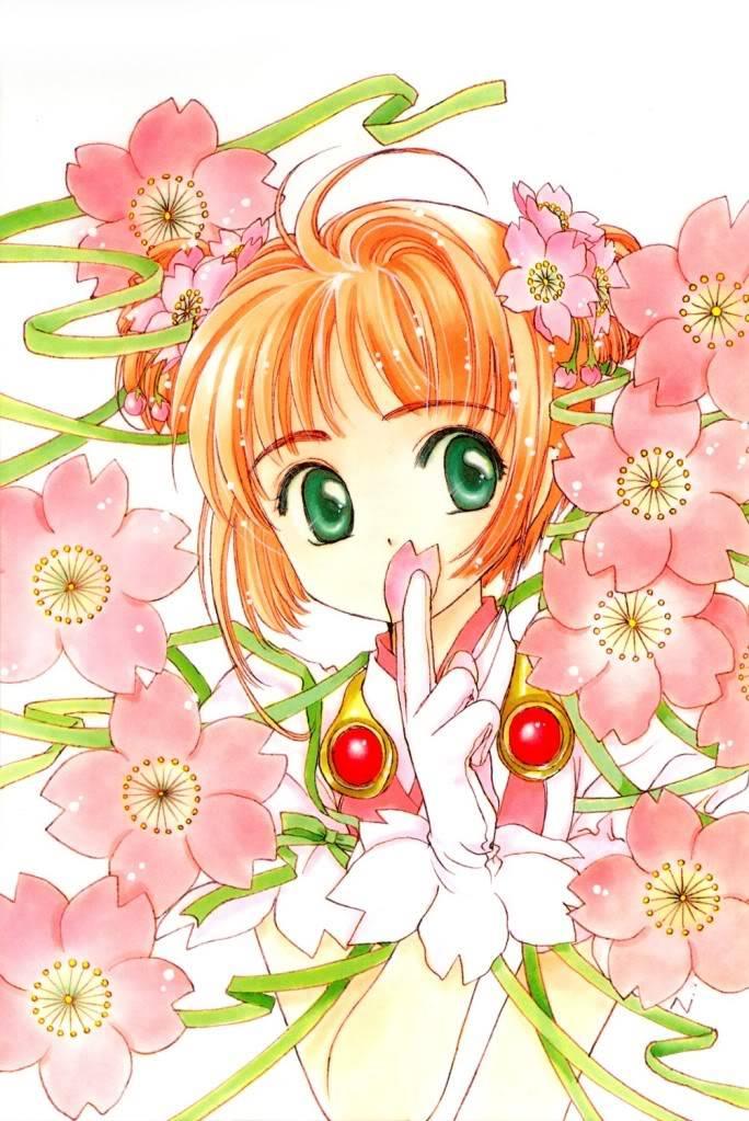 [Non-DC][Artbook] Card Captor Sakura Illustrations Collection 1 066