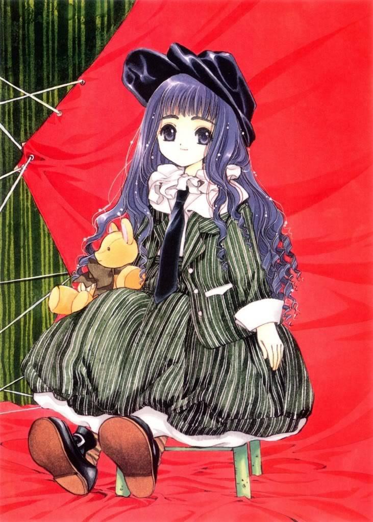 [Non-DC][Artbook] Card Captor Sakura Illustrations Collection 1 068