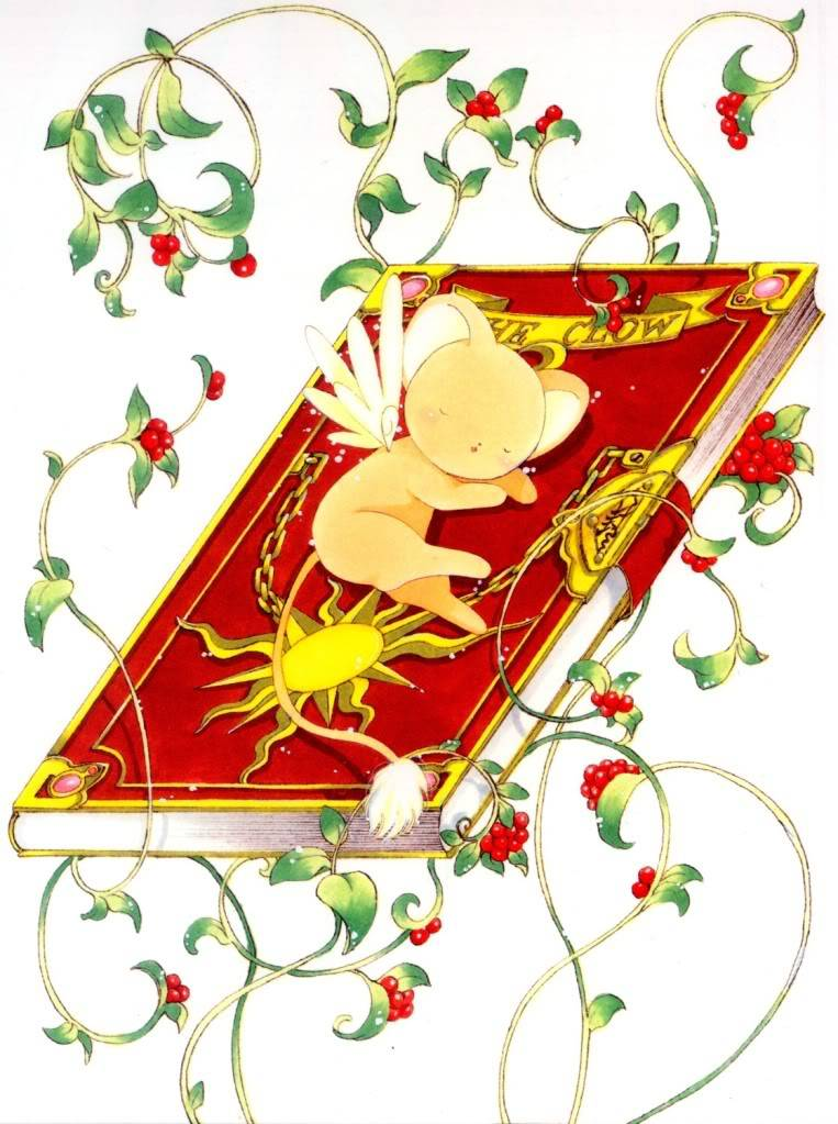 [Non-DC][Artbook] Card Captor Sakura Illustrations Collection 1 071