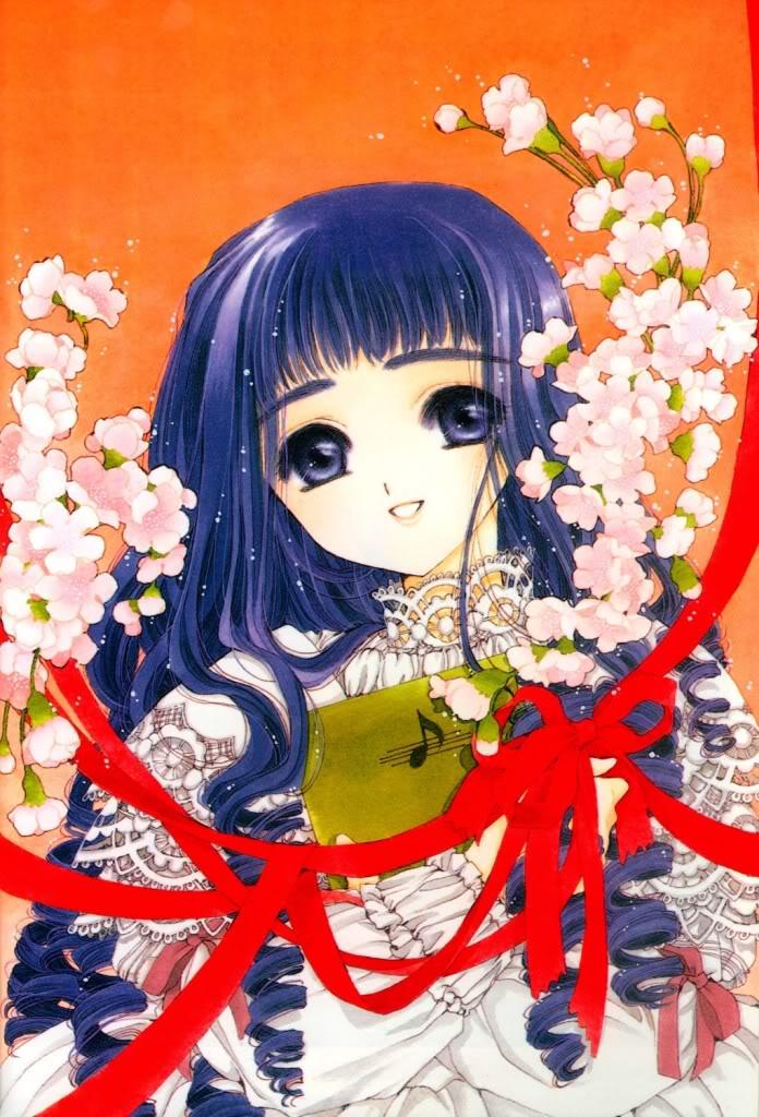 [Non-DC][Artbook] Card Captor Sakura Illustrations Collection 1 075
