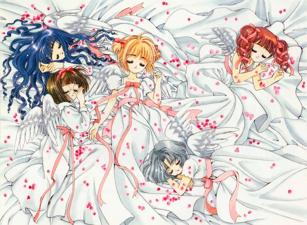 [Non-DC][Artbook] Card Captor Sakura Illustrations Collection 1 080