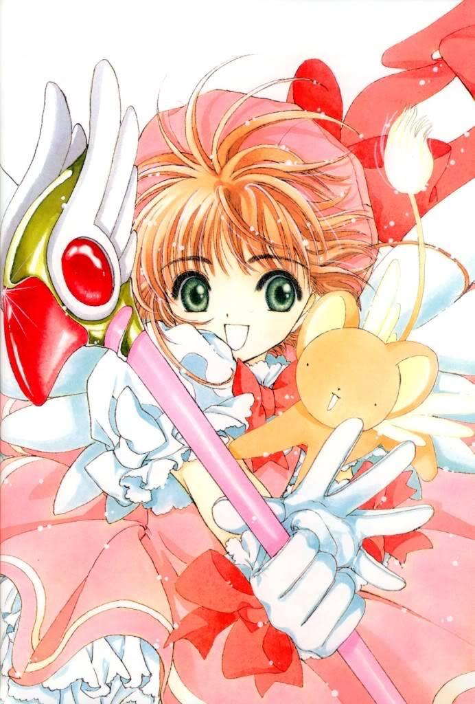[Non-DC][Artbook] Card Captor Sakura Illustrations Collection 1 083
