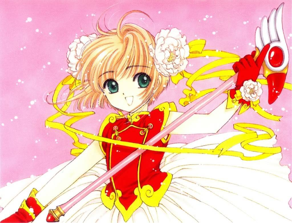 [Non-DC][Artbook] Card Captor Sakura Illustrations Collection 1 084