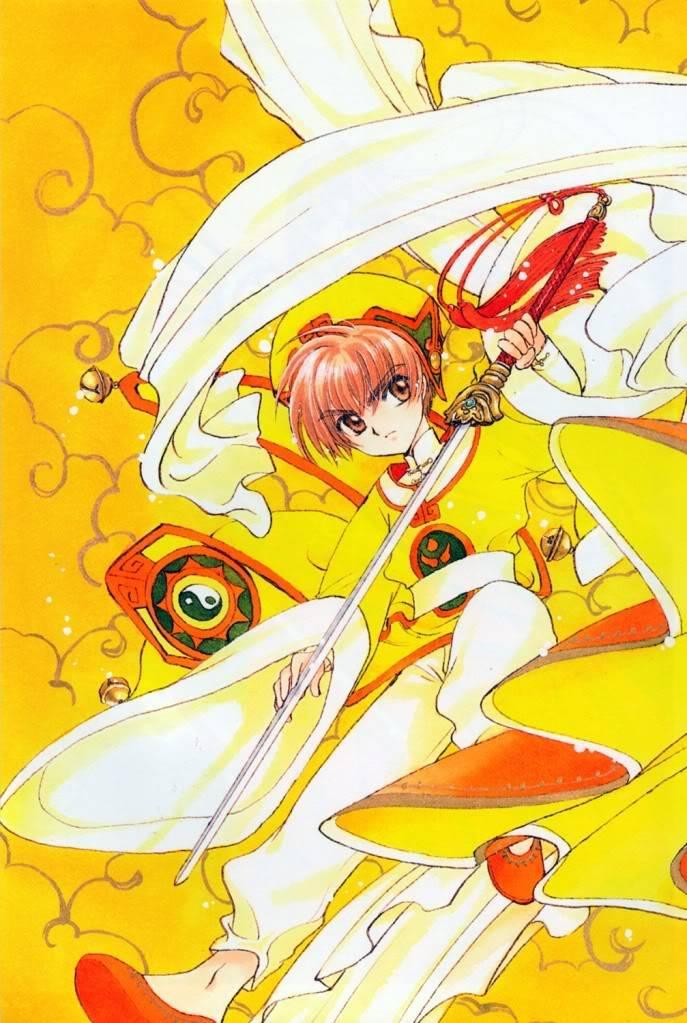 [Non-DC][Artbook] Card Captor Sakura Illustrations Collection 1 088