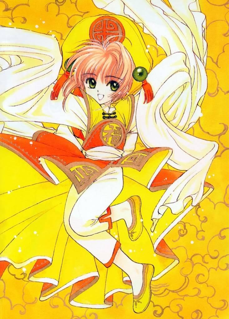 [Non-DC][Artbook] Card Captor Sakura Illustrations Collection 1 089