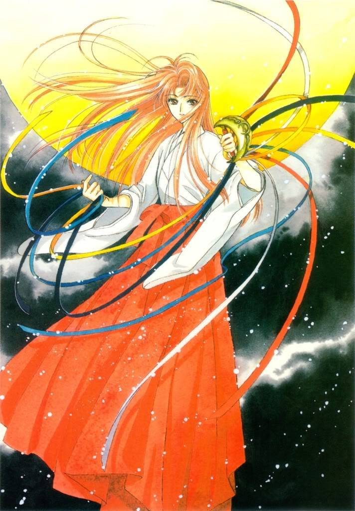 [Non-DC][Artbook] Card Captor Sakura Illustrations Collection 1 091