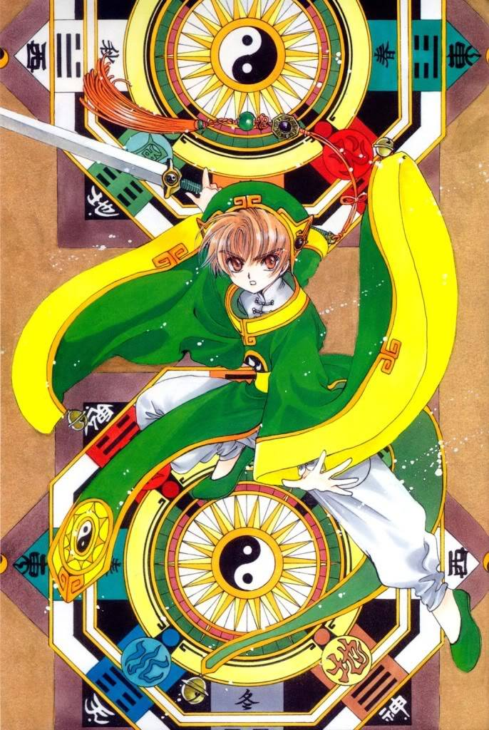 [Non-DC][Artbook] Card Captor Sakura Illustrations Collection 1 092