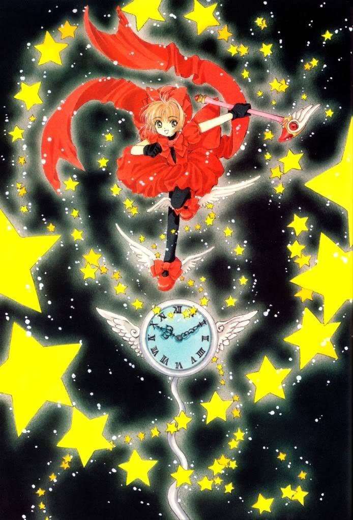 [Non-DC][Artbook] Card Captor Sakura Illustrations Collection 1 094