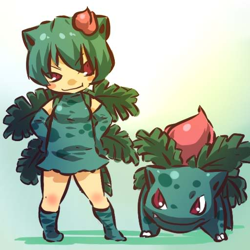 [Non-DC] Human Pokemon 002
