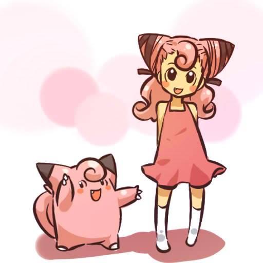 [Non-DC] Human Pokemon 035