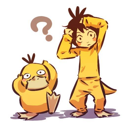 [Non-DC] Human Pokemon 054