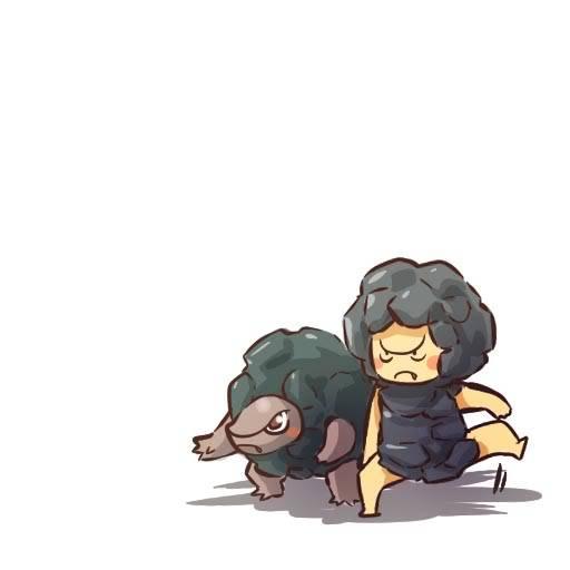 [Non-DC] Human Pokemon 076