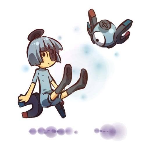 [Non-DC] Human Pokemon 081