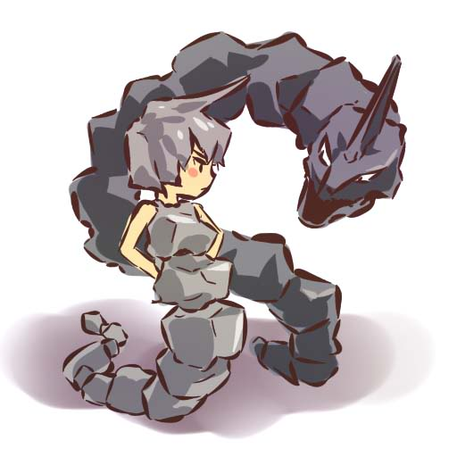 [Non-DC] Human Pokemon 095