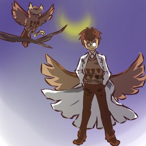 [Non-DC] Human Pokemon 164