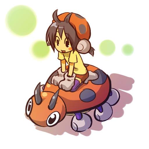 [Non-DC] Human Pokemon 165