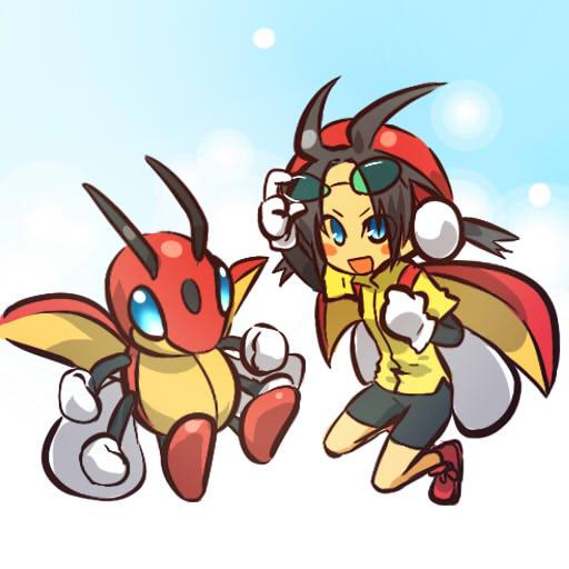 [Non-DC] Human Pokemon 166