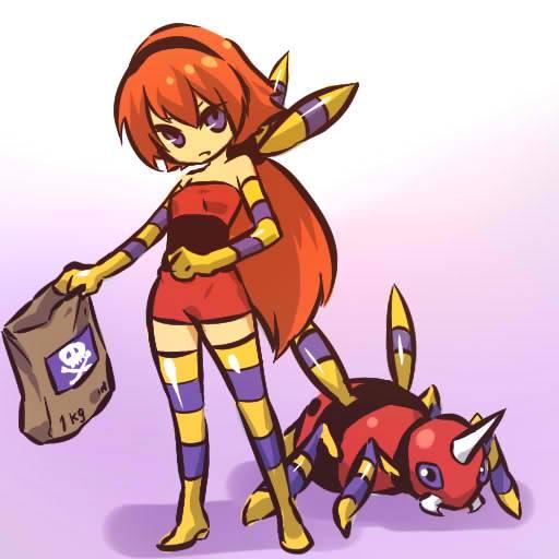 [Non-DC] Human Pokemon 168