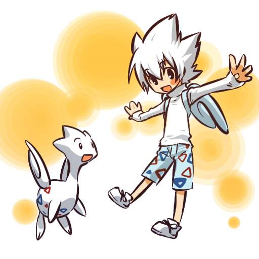 [Non-DC] Human Pokemon 176