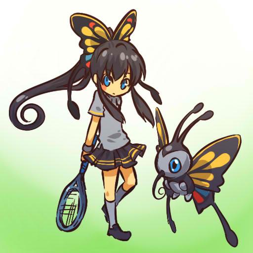 [Non-DC] Human Pokemon 267