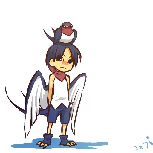 [Non-DC] Human Pokemon 276