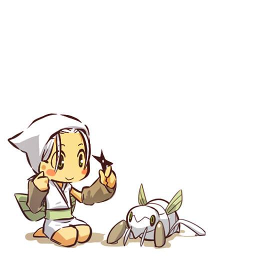 [Non-DC] Human Pokemon 290