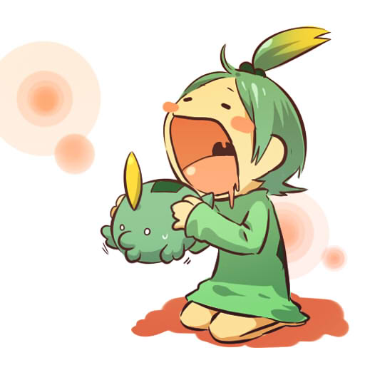 [Non-DC] Human Pokemon 316