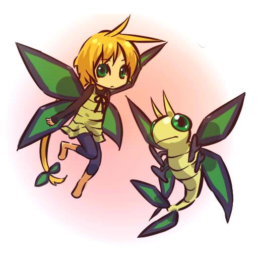 [Non-DC] Human Pokemon 329