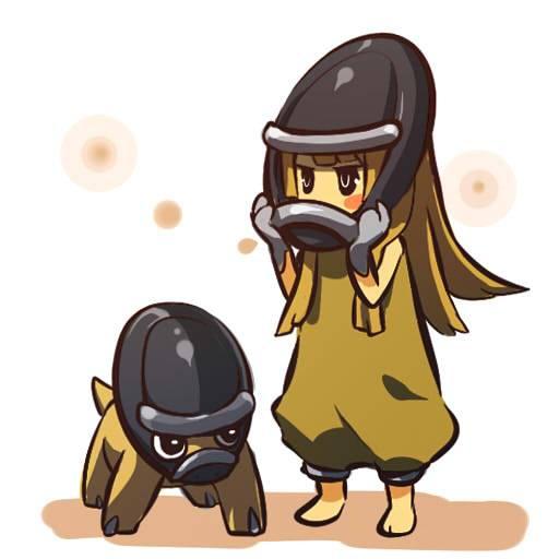 [Non-DC] Human Pokemon 410