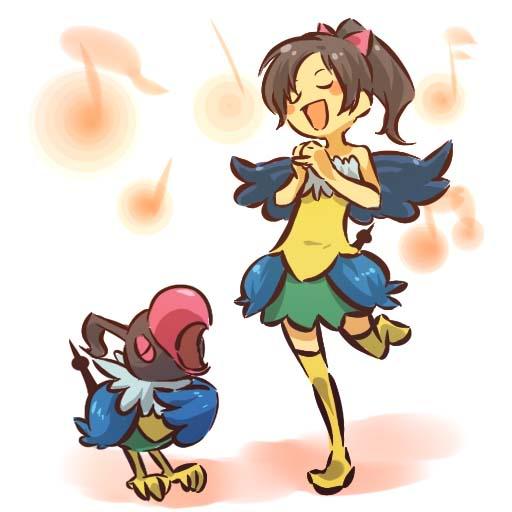 [Non-DC] Human Pokemon 441