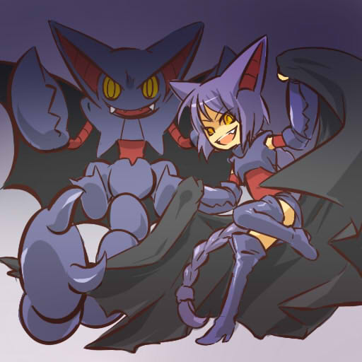 [Non-DC] Human Pokemon 472