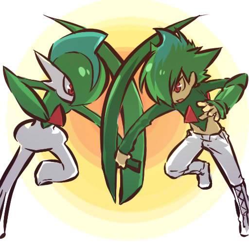 [Non-DC] Human Pokemon 475