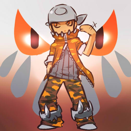 [Non-DC] Human Pokemon 485