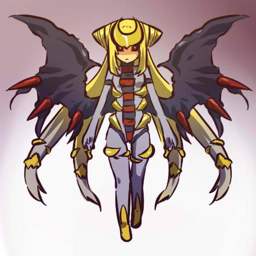 [Non-DC] Human Pokemon 487