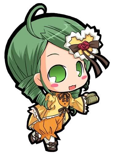 Rozen Maiden Kanaria-chibi