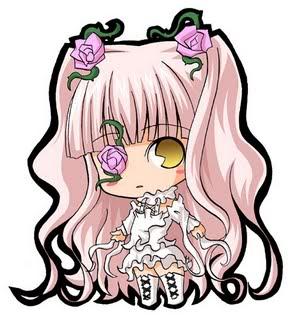 Rozen Maiden Kirakisyou-chibi