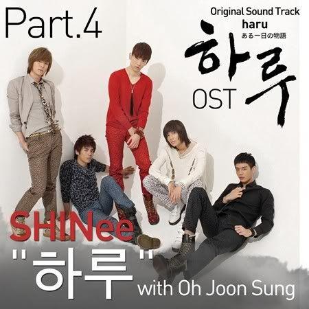 """[News]5.10.2010SHINee  chính thức phát hành MV """"Haru"""" từ Haru OST 20101105_shineeharu_1"""